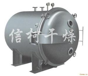 YZG圆形静态真空干燥机